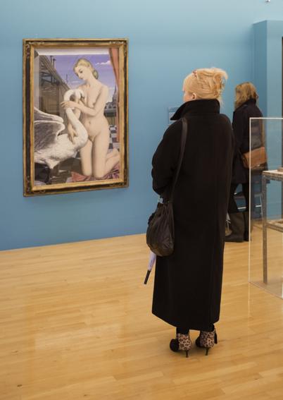 Leda, Paul Delvaux - Tate